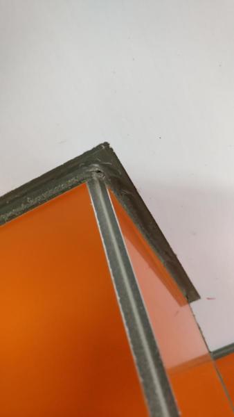 Сварка композитных панелей